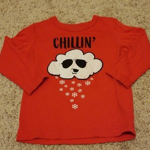 Other - Boys Oshkosh long sleeved shirt